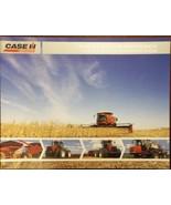 2008 Case-IH Full Line/Advanced Farming Systems (AFS) Color Brochure - $10.00