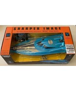 RC Speedboat - Sharper Image Boat Racers - Competative Remote Control - ... - $42.49