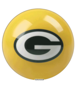 GREEN BAY PACKERS NFL TEAM BILLIARD GAME POOL TABLE REPLACEMENT CUE 8 BALL - $25.95