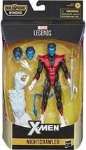 Marvel Legends X-Force Nightcrawler Action Figure 6-Inch Wendigo BAF IN ... - £26.93 GBP