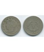 VN29 - 1912 Liberty - V Nickel - ₹103.97 INR