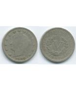 VN31 - 1906 Liberty - V Nickel - $1.49