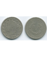 VN36 - 1902 Liberty - V Nickel - €1,24 EUR