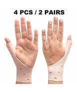 DropSky Gel Wrist Thumb Brace Breathable Waterproof | Right & Left Hand ... - $20.50