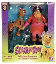 Series 3 Frightface Scooby and The Ghost of Redbeard Action Figures - $40.78