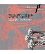 Concerto Collection: Trompetenkonzerte [Audio CD] - $14.85