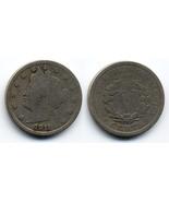 VN51 - 1911 Liberty - V Nickel - £1.15 GBP