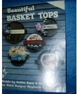 Pegasus Originals, Beautiful Basket Tops Cross Stitch - $3.00