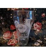 DAIRY QUEEN Coke COCA COLA Glass Vintage Collector CHRISTMAS Souvenir SANTA - $9.95