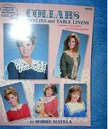 American School of Needlework,Collars from Doilies & Table L - $3.00