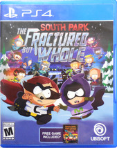 Sony Game South park the fractured but whole - $9.99