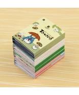 XUES® 1PC/Set Kawaii Totoro Melody 6 Folding Memo Pad Sticky Notes Memo - $3.62