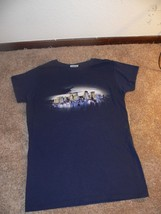 Stonehenge English Heritage Navy T-Shirt Size Medium ek - $9.99
