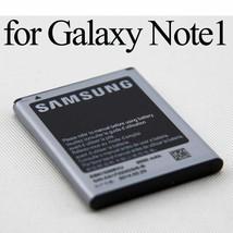 Battery Samsung Galaxy Note1 i9220 I717 T879 GT Grade N7000 EB615268VU 2... - $9.75