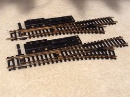 Ho Scale Atlas Brass Snap Switches Right, set of 2 - Great Condition - $18.95