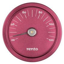 Rento Lingonberry Aluminum Thermometer Celsius (5.9'' Diameter) - $43.00