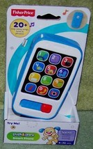 Fisher Price Laugh & Learn Smart Phone 6m+ New - $8.88