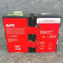 Genuine Apc Rbc Replacement Battery Cartridge 9Ah/12V-CHIPPED - $42.08
