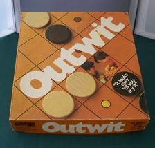 Outwit by Parker Brothers 1978. Complete VGC - $9.00