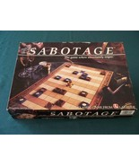 Rare Sabotage Game by Lakeside, 1985, Complete - $9.75
