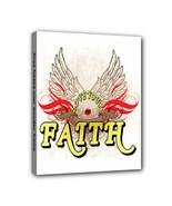 Faith 8X10 Framed Art Canvas Print - $19.99