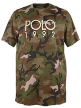 Polo Ralph Lauren Men's Big and Tall Montauk Camo T-Shirt - $59.90