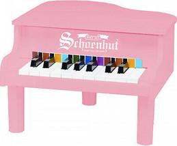 Schoenhut Pink Mini Baby Grand - $78.95