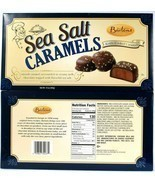 2 Bartons Gold Since 1898 Sea Salt Smooth Creamy Kettle Cooked Caramels 10oz - $23.99