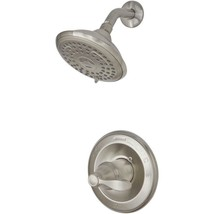 Delta Porter Single-Handle 3-Spray Shower Faucet in Brushed Nickel (Valv... - $136.50
