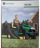 2008 John Deere LA Series Lawn Tractors Brochure - Color - $7.00