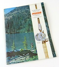 Vintage 1963 Pflueger Ephemera Full Line Printed Catalog No. 99 - $24.74