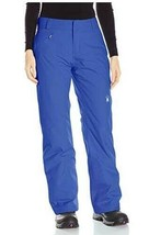 Spyder Women's Winner Athletic Fit Pant,Ski Snowboard, Size XL, Inseam S... - $59.00