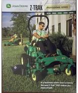 2008 John Deere Z810A, Z820A, Z830A, Z840A, Z850A Mowers Brochure - $6.00