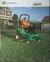 2008 John Deere Residential Zero-Turn Mowers Brochure - Color - $7.00