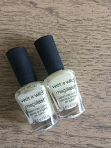 2 x Wet N Wild Megalast Nail Polish Color # 34431  LAC my Mani? Lot of 2 - $10.77