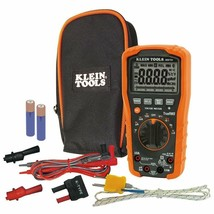Digital Multimeter Trms/Low Impedance, Auto-Ranging 1000V Klein Tools Mm700 - $140.40