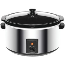 Brentwood Appliances SC-170S 8-Quart Stainless Steel Slow Cooker - $60.23