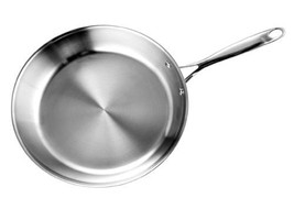 Cooks Standard Multi-Ply Clad Stainless-Steel 10-Inch Fry Pan  - $75.43