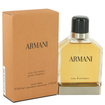 Armani Eau D'aromes by Giorgio Armani Eau De Toilette Spray 3.4 oz for Men - $122.85