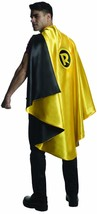 ROBIN Logo Mens Deluxe Adult Size Batman Costume Cape - $24.95