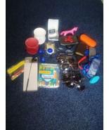 Junk Drawer. Eye Glasses/Sunglasses. Pens Blood Pressure Monitor. etc - $9.89
