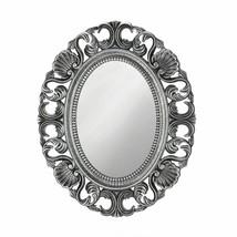 Silver Scallop Wall Mirror - $61.92