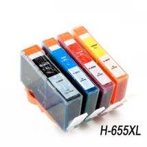 Compatible Ink Cartridge 655 HP655 for Deskjet Ink Adv 3525 4615 4625 - $36.44