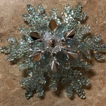Bath & Body Works Snowflake Candle Magnet New  - $18.00