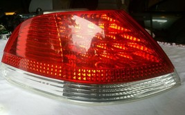 02-05 BMW 745I 745LI REAR LEFT DRIVER SIDE LH TAIL LIGHT LAMP FACTORY OEM - $112.50