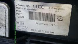 03-06 Audi A4 Cabrio Convertible XENON HID Headlight Driver Left Side LH image 6
