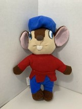 Fievel Mousekewitz An American Tail plush brown mouse ACE Novelty - $5.93