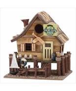 Wooden Yacht Club Bird House - $25.69