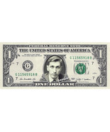 BOBBY FISCHER on REAL Dollar Bill Cash Money Collectible Memorabilia Cel... - $8.88