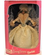 Barbie 1998 Special Edition Winter Evening Collector Doll Mattel # 19218 - $22.76